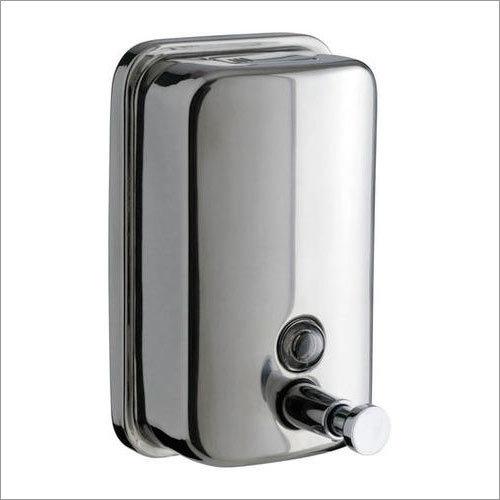 Stainless Steel Manual Soap Dispenser (304 G)