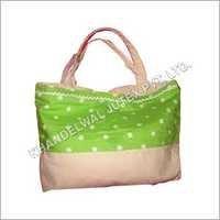 Jute Colored  Bags