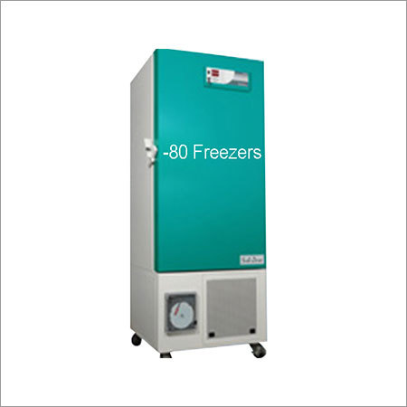 Lab Deep Freezer