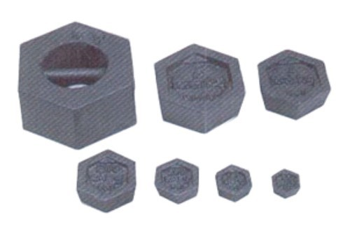 Hexagonal Weight, Iron