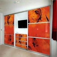 UV Printed Glass Designs