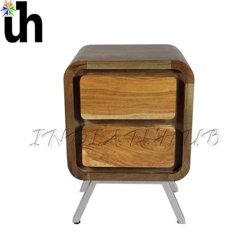 Drawer Lamp Table