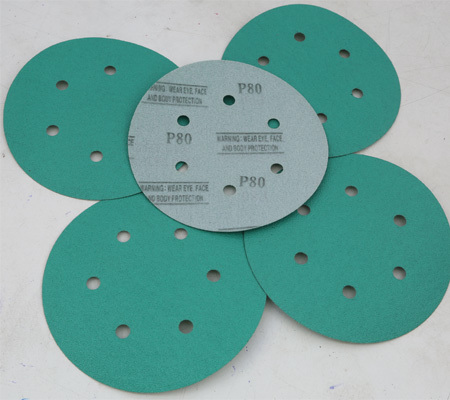 FILM VELCRO DISC