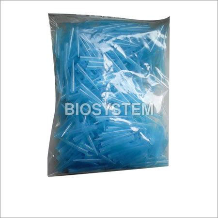 Blue Tips Micropipette