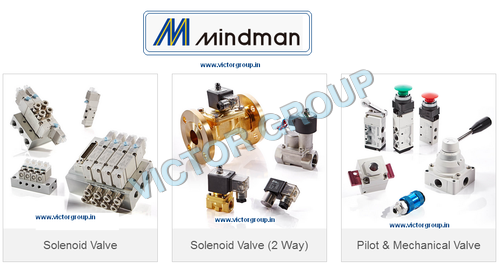 mindman solenoid valve dealer