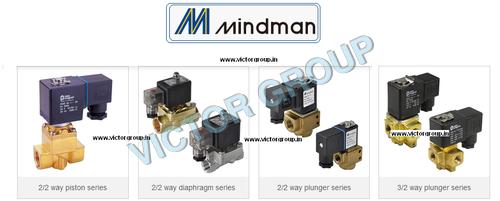 mindman 2way solenoid valve