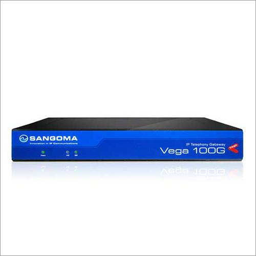 Vega 100G Digital Trunk / PRI Gateway
