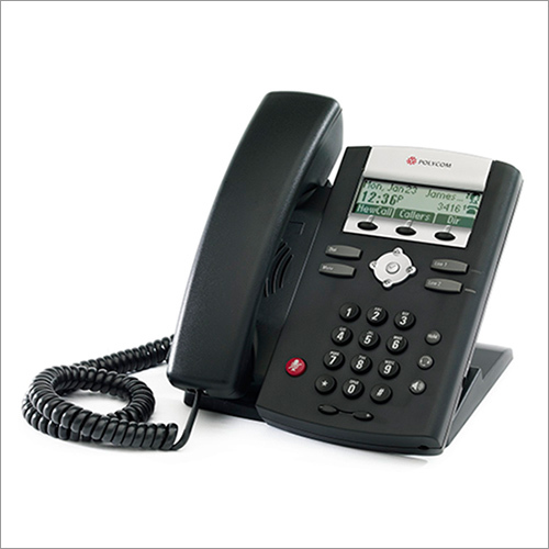 SoundPoint IP 321 and 331 Polycom Phone