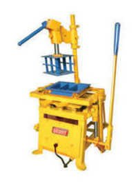 Hand Operate Concrete Making Machine