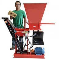 Hand Operated EE Brick Hydraulic Press