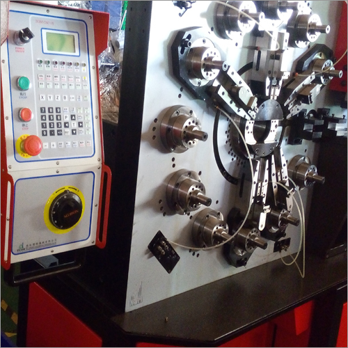 Automatic Wire Forming Machines