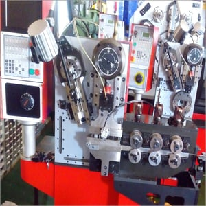 Precision Wire Forming Machines