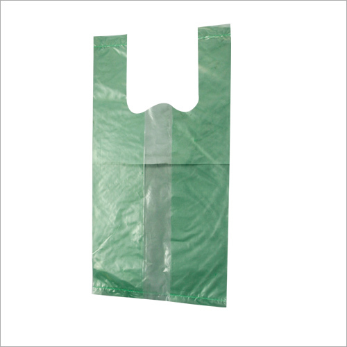 Green Plastic Bag