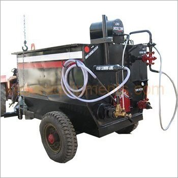 Bitumen Emulsion Sprayer with Road Dust Cleaner