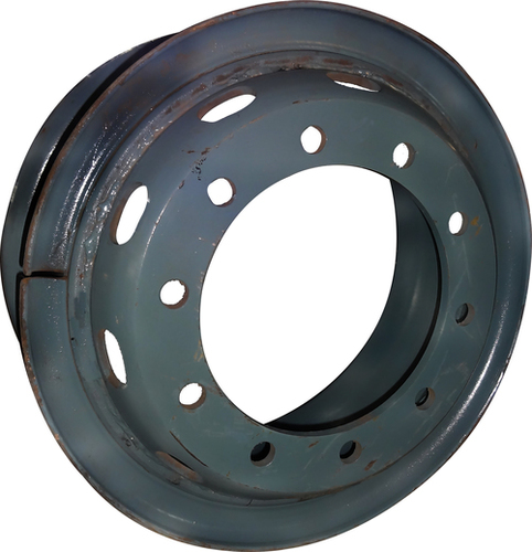 Tractor Trolley Rim  Lock Type