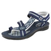 Sporter Men Blue-956 Polyurethane Casual slipper