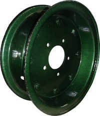 Tractor Trolley Double plate Rim