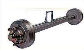 Brake Drum Type Axle