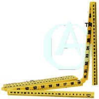 Folding Meter Sticks (Plastic)