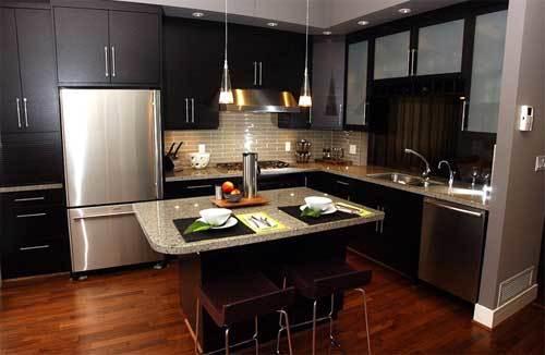 High End Modular Kitchen