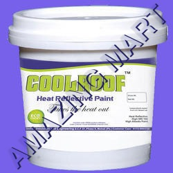 Heat Reflective Roof Paint