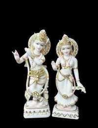 Radha-Krishna Statue