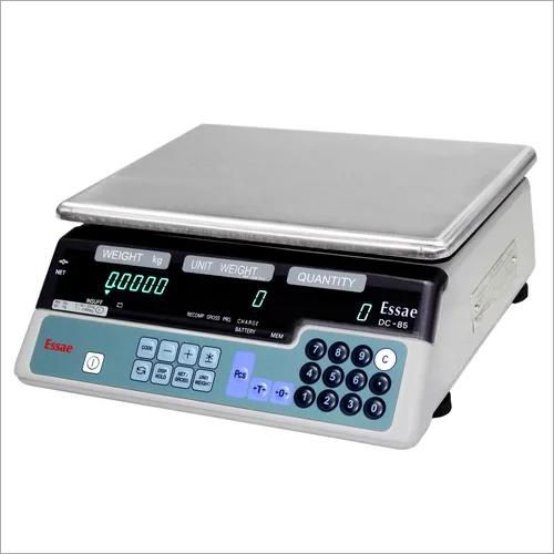 Counter weighing Balance