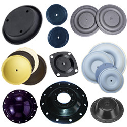 FFKM  Diaphragms