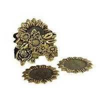 FLORA TEA COASTERS SETS
