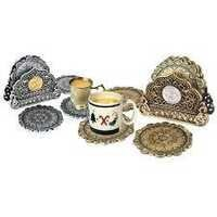 NOBLE Antique TEA COASTERS SETS