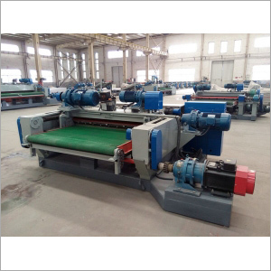 Spindle Log Peeling Machine