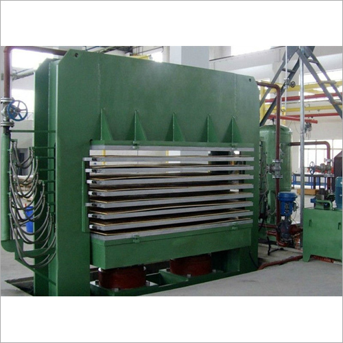 Hydraulic Hot Presses