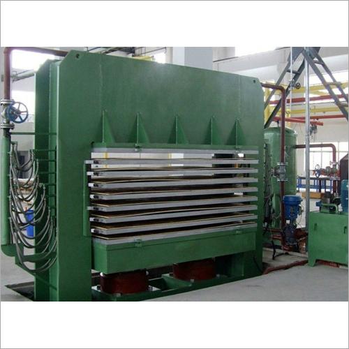 Hydraulic Hot Presses
