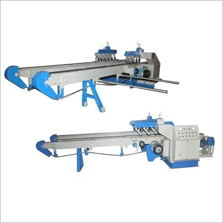 Chain DD Saw Machine