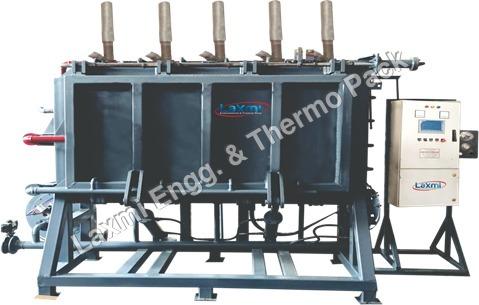 Semi Automatic EPS Block Moulding Machine