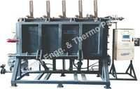 Semi Automatic EPS Block Moulding Machine