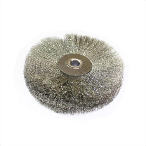Stainless Steel Soft Wire Brushes
