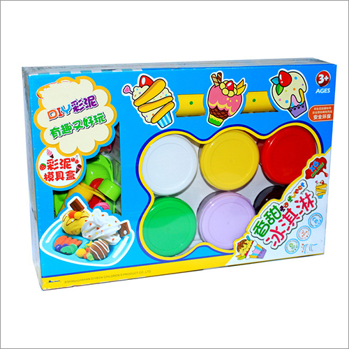 6-Pack Play Dough With Tools