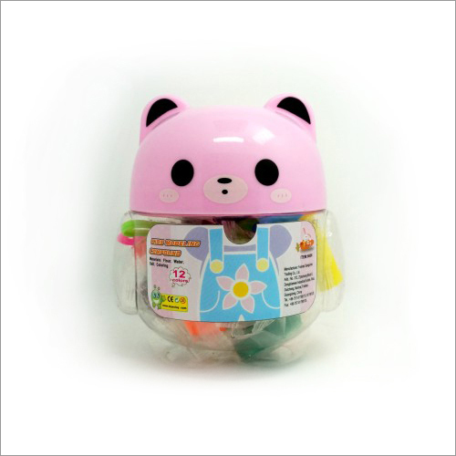 Kids Clay Bear Toys