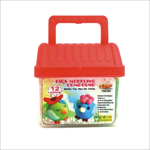 Kids Clay House Toy