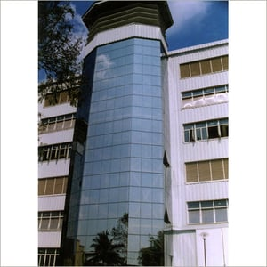 Residential Complexes Steel Glazing