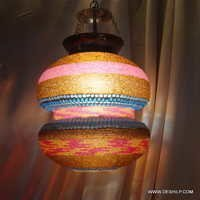 MULTICOLORED DECORS RESIDENTIAL HANGING