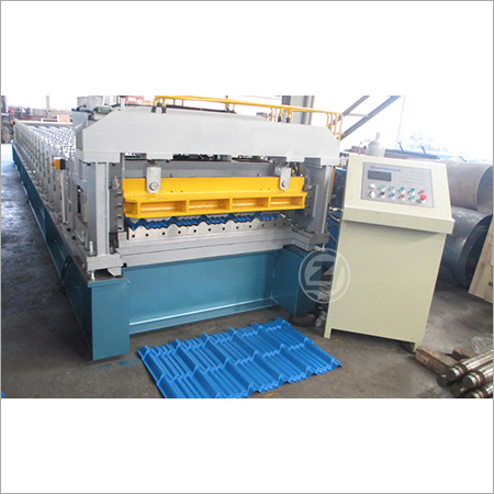 Metal Glazed Tile Forming Machine