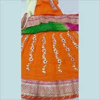 Ladies Deigner Heavy Gotta Patti Lehenga Choli