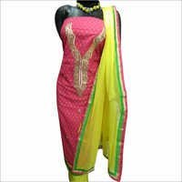 Ladies Cotton Unstitched Suits