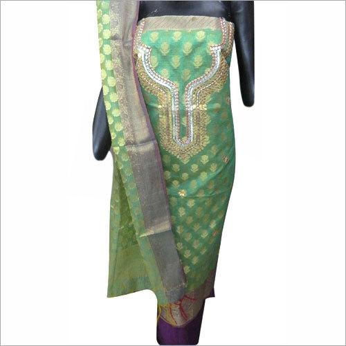 Ladies Modern Unstitched Suits
