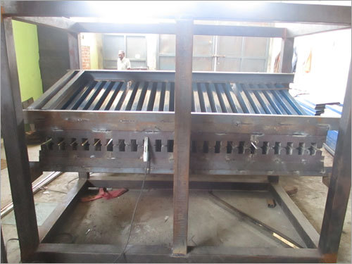 Quenching Part Of Glass Tempering Furnace