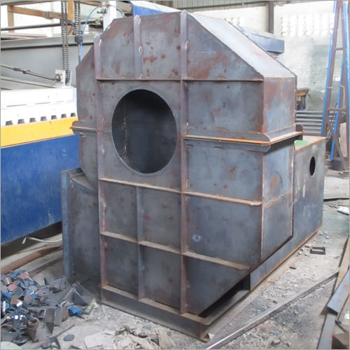 High Pressure Centrifugal Fan Casing
