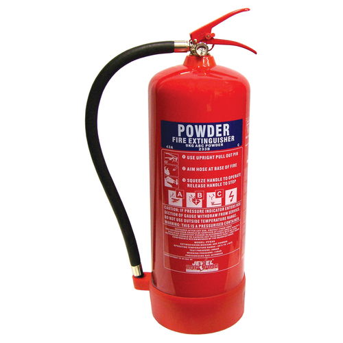 9kg ABC Fire Extinguisher