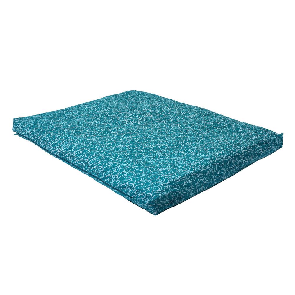 Zabuton Mat- ZA022 Turquoise